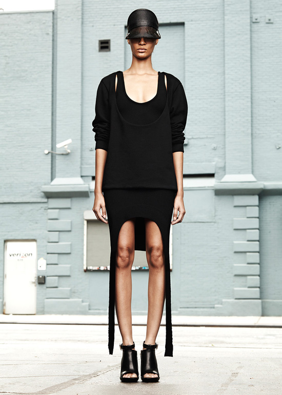Круизные коллекции 2012: Yves Saint Laurent и Givenchy - Насмешник: www.nasmeshnik.ru