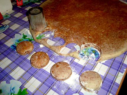 Фоторецепт: Пряники с глазурью » - Рецепты на www.pokushal.ru