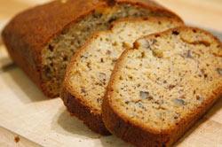 Бананово-ореховый хлеб - Покушал.ру: www.pokushal.ru